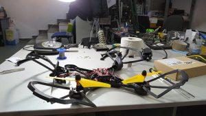 Възстановяване на дрон