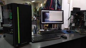 Многоядрена работна станция за работа с CorelDRAW