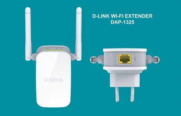 N300 Wi‑Fi удължител на обхват, DAP‑1325